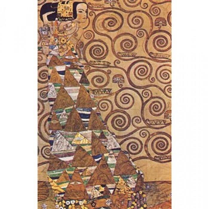 Gustav Klimt - The Waiting