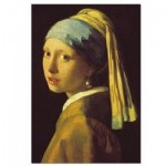 Puzzle  Impronte-Edizioni-234 Johannes Vermeer - The Young Lady with the Earring