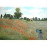 Puzzle  Impronte-Edizioni-236 Claude Monet - Poppy Field