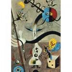Puzzle  Impronte-Edizioni-239 Joan Miro - The Harlequin's Carnival