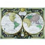 Puzzle  Impronte-Edizioni-246 World Map