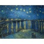Puzzle  Impronte-Edizioni-251 Vincent Van Gogh - Starry Night