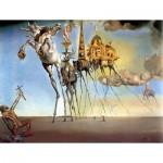 Puzzle  Impronte-Edizioni-268 Salvador Dalí - The Temptation of St. Anthony