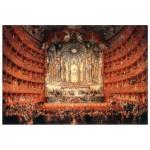 Puzzle   Pannini - Musical feast given by the cardinal de La Rochefoucauld
