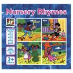 James-Hamilton-715 4 Jigsaw Puzzles - Nursery Rhymes