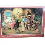 Puzzle  James-Hamilton-King Good King Wenceslas on the Feast of Stephen