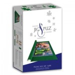 Jig-and-Puz-80004 Puzzle Mat 300 - 6,000 Pieces