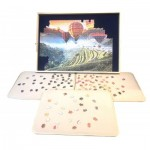 Jig-and-Puz-80018 Luxe Puzzle Table - 100 to 1,500 Pieces