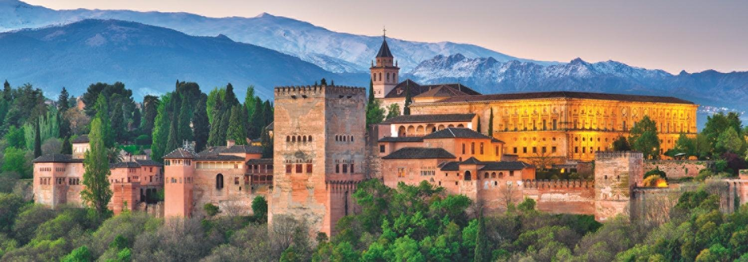 puzzle alhambra spain jumbo 18574 1000 pieces jigsaw puzzles