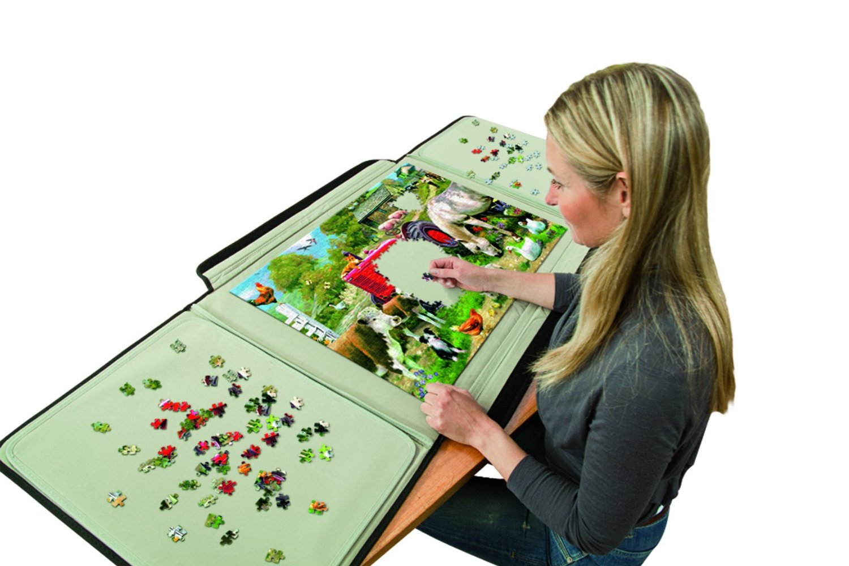 Jigsaw Portapuzzle 1500 Pieces Standard Jumbo 10806