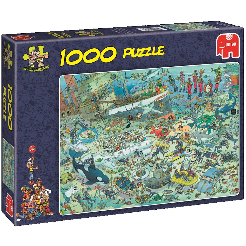 jigsaw puzzle 1000 pieces jan van haasteren