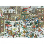 Jumbo-13007 Jigsaw Puzzle - 1000 Pieces - Jan Van Haasteren : Christmas