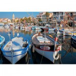 Puzzle  Jumbo-17042 Harbour, Sanary-sur-Mer, France