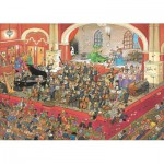 Puzzle  Jumbo-17214 Van Haasteren Jan: The Opera