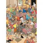 Puzzle  Jumbo-17278 Van Haasteren Jan: The Chess Club