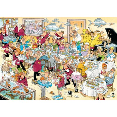 Puzzle Jumbo-17458 Dinner of the Sea