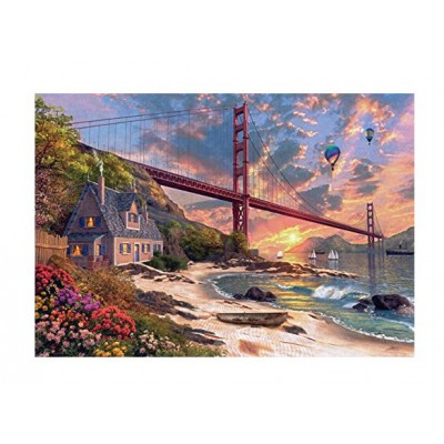 Puzzle Jumbo-18333 Golden Gate Bridge