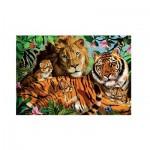Puzzle  Jumbo-18338 Wild Cats