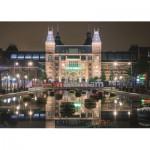 Puzzle  Jumbo-18351 Rijksmuseum by Night