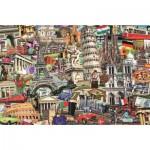 Puzzle  Jumbo-18355 Best off European Cities