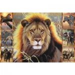 Puzzle  Jumbo-18356 African Beauty