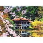 Puzzle  Jumbo-18361 Flowers in Japan