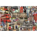 Puzzle  Jumbo-18366 Best of London