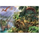 Puzzle  Jumbo-18378 Dinosaur Valley