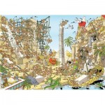 Puzzle  Jumbo-18512 The Egyptians