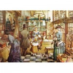 Puzzle  Jumbo-18514 XXL Pieces - The Bakery