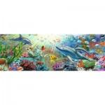 Puzzle  Jumbo-18519 Underwater Paradise