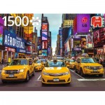 Puzzle  Jumbo-18527 New York Taxi