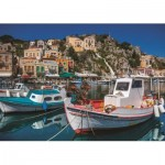Puzzle  Jumbo-18543 Symi, Greece