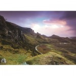 Puzzle  Jumbo-18546 Trotternish Ridge, Scotland