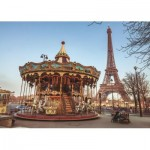 Puzzle  Jumbo-18547 Paris