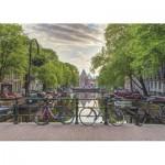 Puzzle  Jumbo-18548 Amsterdam