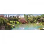 Puzzle  Jumbo-18571 Colored Garden