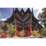 Puzzle  Jumbo-18584 Chinese Temple