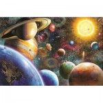 Puzzle  Jumbo-18586 Planets in Space