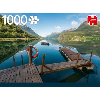 Puzzle Jumbo-18811 Styrn, Norway