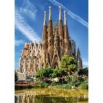 Puzzle  Jumbo-18835 Sagrada Familia, Barcelona