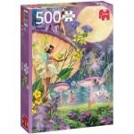 Puzzle  Jumbo-18846 Elf Dance