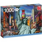 Puzzle  Jumbo-18861 New York City