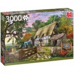 Puzzle  Jumbo-18870 The Farmhouse