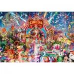 Puzzle  Jumbo-18871 A Night at the Circus