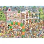 Puzzle  Jumbo-19034 Jan Van Haasteren - Nijmegen Marches