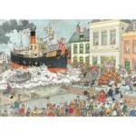 Puzzle  Jumbo-19055 Jan Van Haasteren - St. Nicolas Parade