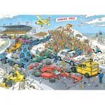 Puzzle  Jumbo-19093 Jan van Haasteren - The Start