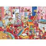 Puzzle  Jumbo-19110 Wasgij Mystery 11 - Childcare!