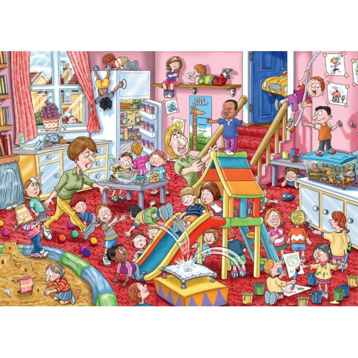 Wasgij Mystery 11 - Childcare!